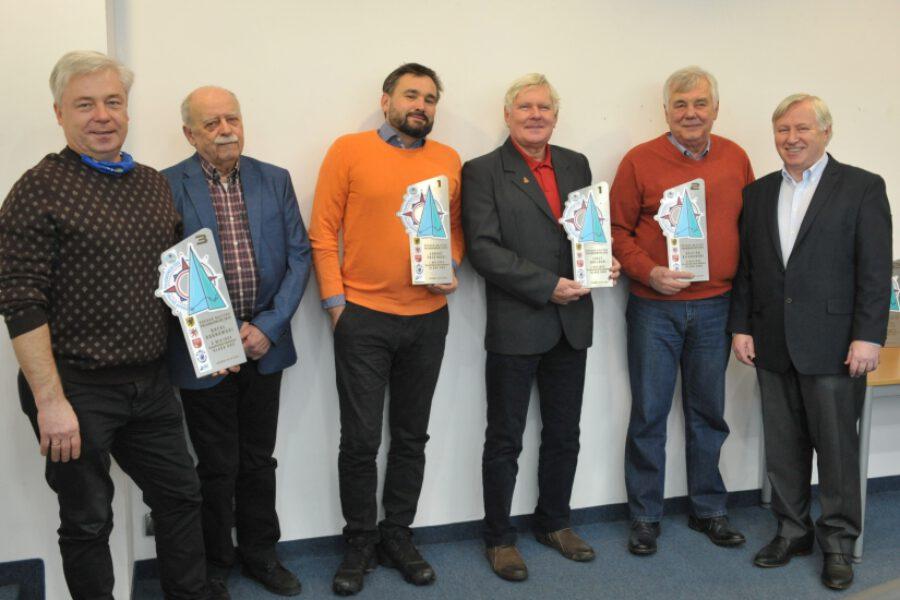 Najlepsi pomorscy zawodnicy Pucharu Bałtyku Południowego nagrodzeni